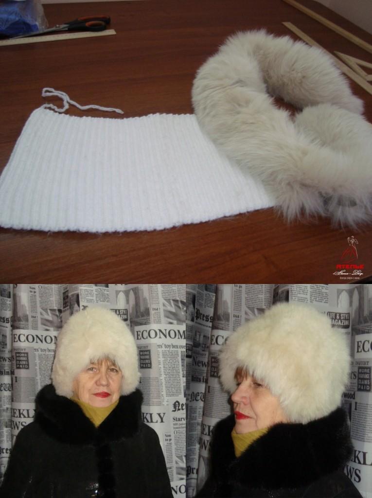 Ателье «Натали — Декор», город Лиски, пошив шапок из меха в лисках