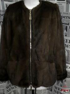Ателье «Натали — Декор», город Лиски, ремонт шубы, ремонт меха, ремонт кожаной куртки (25.2)