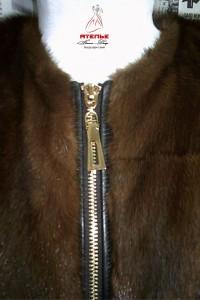 Ателье «Натали — Декор», город Лиски, ремонт шубы, ремонт меха, ремонт кожаной куртки (25.4)