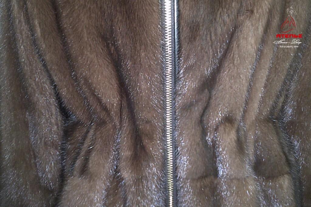 Ателье «Натали — Декор», город Лиски, ремонт шубы, ремонт меха, ремонт кожаной куртки (25.6)