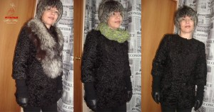 ателье «Натали — Декор», город Лиски, ремонт меха, пошив шубки со съемным воротником