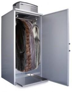 холодильник для шубы