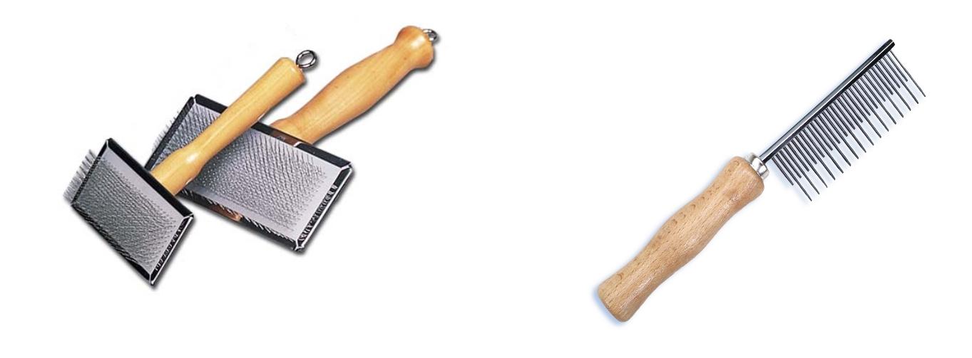 Щётки для меха