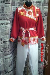 Пошив русских народных костюмов-4