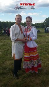 Русский народный костюм 1.1. (25)