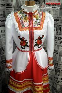 Русский народный костюм 1.1. (26)