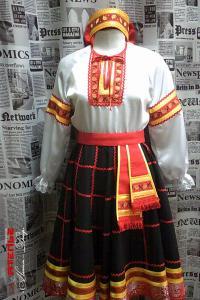 Русский народный костюм 1.1. (3)