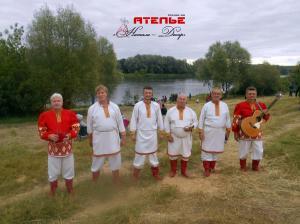 Русский народный костюм 1.1. (33)