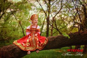 Русский народный костюм 1.1. (35)