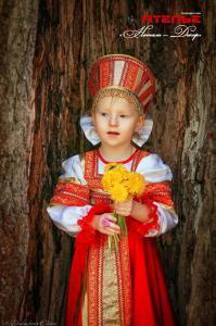 Русский народный костюм 1.1. (37)
