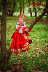 Русский народный костюм 1.1. (39)