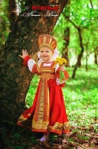 Русский народный костюм 1.1. (41)