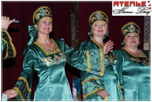 Русский народный костюм 1.1. (93)