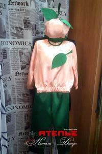 Сценический костюм персика (2)