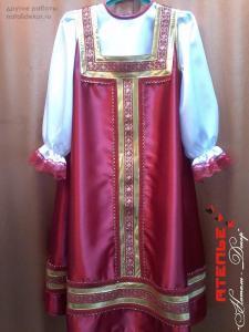 ателье «Натали — Декор», Сценический костюм (349)