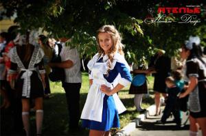 ателье «Натали — Декор», город Лиски, пошив школьной формы (13)